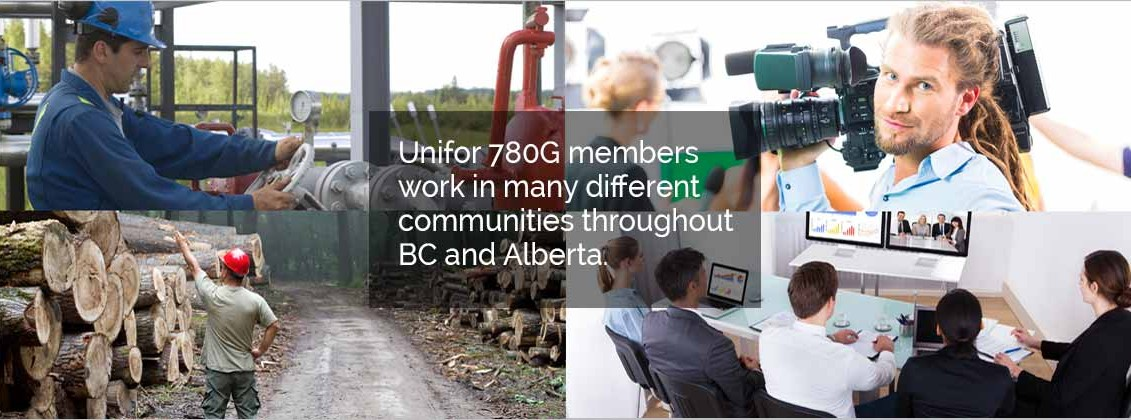 Unifor Local 780G - BC & Alberta