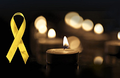 April 28 – National Day of Mourning for workers hurt or killed on the job.