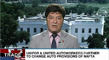 No twists or tweaks: Unifor wants 'wholesale' changes to NAFTA