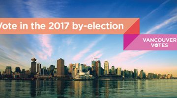 VDLC Endorsed Candidates for October 14 By-Election in Vancouver.