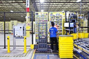 Amazon and the new Taylorism