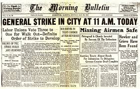 Winnipeg General Strike 1919